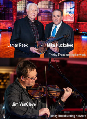 Mountain Music Museum Acquires Rare Roy Acuff Fiddle; Will Be Featured On HUCKABEE TV Show