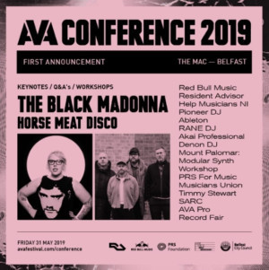 AVA Festival And Conference Announce First Names For Day-time Conference