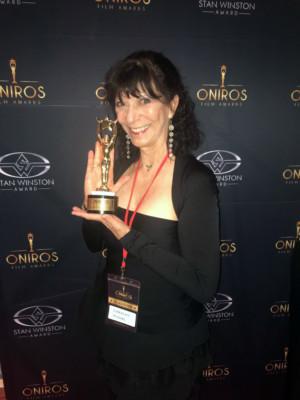 Sarasota Actress Wins Big At Italian Film Festival