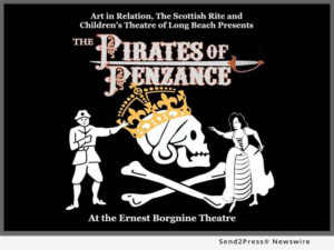 Gilbert And Sullivan's PIRATES OF PENZANCE to Dock In Long Beach This May
