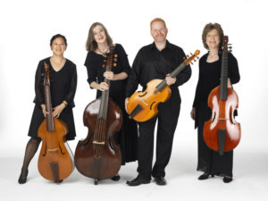 Parthenia Viol Consort Presents Purcell's Roots: Elizabethan And Jacobean Fantasies For Six Viols