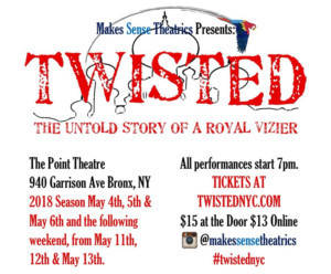 TWISTED Comes To The Point Theatre!