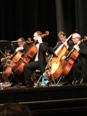 The Richmond County Orchestra Presents PATRIOTIC PORTRAIT, A Musical Feast And Italian Fare Concert