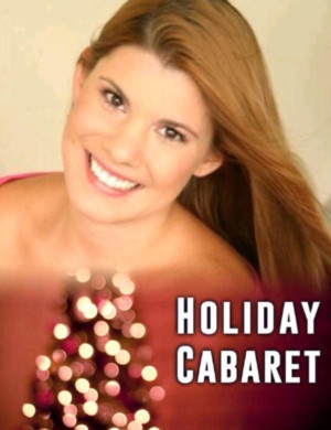 Maplewood Playhouse to Usher in the Season with THE HOLIDAY CABARET