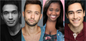 Broadway Stars Zachary Noah Piser And Danny Quadrino To Read WE SO HAPA TV Pilot In NYC