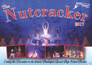 Ballet Etudes to Present THE NUTCRACKER in Huntington Beach