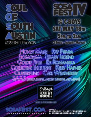 Soul Of South Austin Music Festival IV Announces Lineup