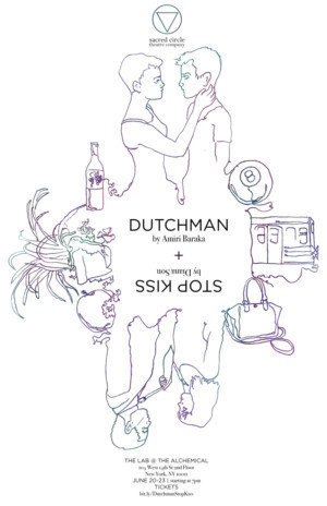 Tickets Now On Sale For DUTCHMAN/STOP KISS Presented By Sacred Circle Theatre Company