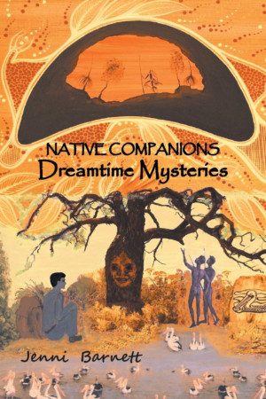 Jenni Barnett Promotes Novel NATIVE COMPANIONS: DREAMTIME MYSTERIES
