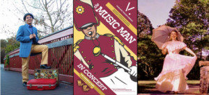 Vanguard Theater Company to Present THE MUSIC MAN IN CONCERT