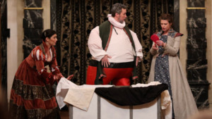 American Shakespeare Center Winter Season Takes Deep Dive Into Elizabethan Rehearsal Conditions; Creates Memorable, Actor-driven Productions