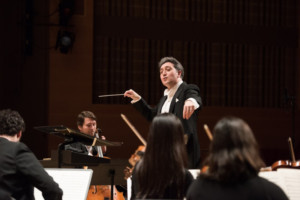 Chamber Orchestra Of New York Continues 10th Anniversary Season With Schubert's 5th, And Mozart's Concerto For Flute And Harp