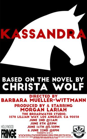 West Coast Premiere Of Solo Show KASSANDRA