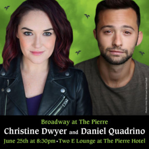 Broadway At The Pierre Announces The WICKED Ozdust Series