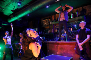 It's Dionysus! BETWEEN GODS AND KINGS: A New Rock Show, Starts Previews In The Village