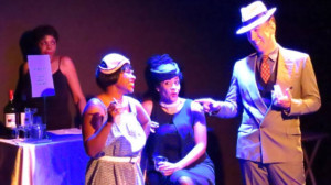 Interactive Dinner Theatre Comes To Harlem In A Swing Era Drama