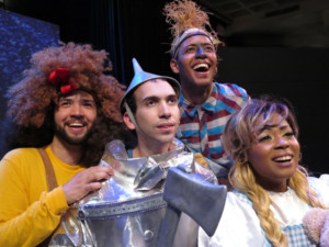 THE WIZARD OF OZ: A JAZZ MUSICAL FOR ALL AGES Extends Through June 8, 2019 At Harlem Rep