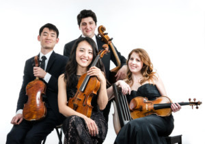 Omer Quartet To Make New York Debut On The Young Concert Artists Series