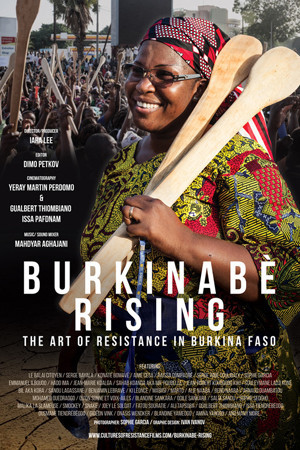Can Art Bring A Political Change? Iara Lee Discusses BURKINABE RISING