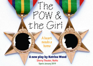 World Premiere Engagement of THE P.O.W. AND THE GIRL Opens At The Sherry Theatre 1/26