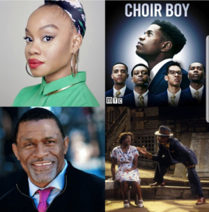 Riant Theatre To Present Pioneer Of The Arts Awards To CHOIR BOY's Camille A. Brown & JITNEY's Jerome Preston Bates