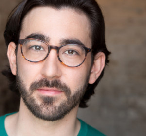 Max Crumm Stars In New Off-Broadway Musical THE EVOLUTION OF MANN