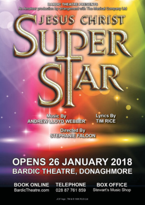 JESUS CHRIST SUPERSTAR Returns To Donaghmore