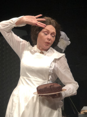 THE BELLE OF AMHERST Returns To The Stage February 26