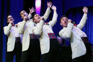 Heavenly Hit Musical FOREVER PLAID Returns To  South Bay's Norris Theatre