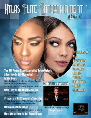 Atlas Elite Entertainment Has A Online Magazine Coming Your Way