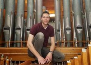 OGCMA Presents Organist Adam Pajan