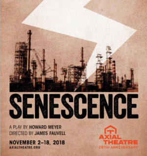 Axial Theatre Celebrates Its 20th Anniversary Season With World Premiere Of Howard Meyer's SENESCENCE