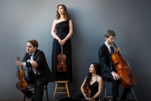 Musica Viva NY's Quartet-in-Residence Performs Works by Golijov, Biber, and Beethoven