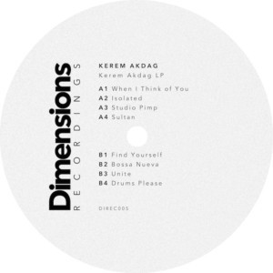 Kerem Akdag Announces Self-Titled Debut Album 'Kerem Akdag LP' On Dimensions Recordings
