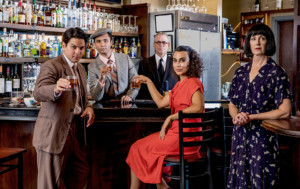 AND THEN THERE WERE NONE Opens Triad Stage's 18th Season
