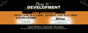 Cast Announced For Sauk's Plays-in-Development