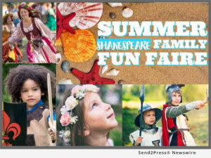 Summer Shakespeare Family Fun Faire Presents MUCH ADO ABOUT NOTHING