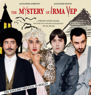 THE MYSTERY OF IRMA VEP Comes to Berlin