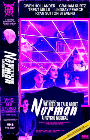 Revisit the Bates Motel with WE NEED TO TALK ABOUT NORMAN: A PSYCHO MUSICAL