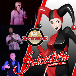 Jokesters Comedy Club Nominated For 2018 Best Of Las Vegas Award