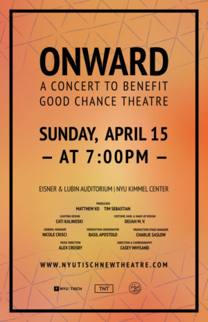 Tisch New Theatre To Present ONWARD