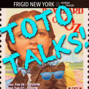 TOTO TALKS!Celebrates Stonewall's 50th And The Wizard Of Oz' 80th