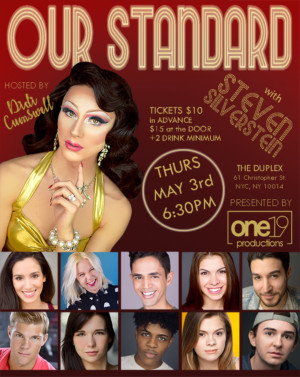 ONE19 Productions Presents OUR STANDARD: CABARET