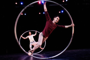Flipping On Home To Seattle: ACROBATIC CONUNDRUM Announces New December Shows