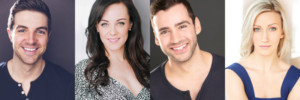 Casting Announced For Canadian Premiere Of Irving Berlin's HOLIDAY INN