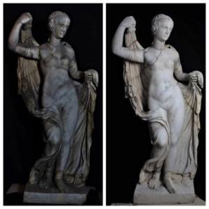 'Rediscovered Aphrodite' In Italy's National Archeology Museum Restored Thanks To Friends Of Florence