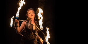 Fire Swords And World-Class Bellydance Turn Up The Heat In Chicago