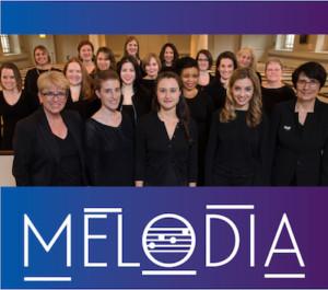 Melodia Women's Choir Presents GLORIA: LIFTING THE VEIL ON VIVALDI'S MASTERPIECE