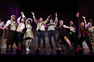 Cody Theatre Welcomes Travelers to WILD WEST SPECTACULAR THE MUSICAL