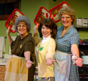 The Church Basement Ladies Return to Ames Center Black Box Theatre